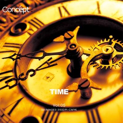 Concept創意圖庫 05-時間
