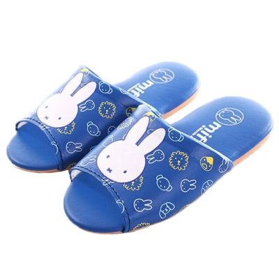 miffa米飛兔室內拖鞋 藍 sk0063 魔法Baby