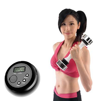 Shake Weight  女性專用窈擺鈴+計數器