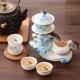 Pure 乘風破浪海豚造型茶具七件組 product thumbnail 1