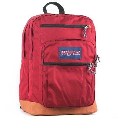 JanSport校園背包(COOL STUDENT)-聖誕紅