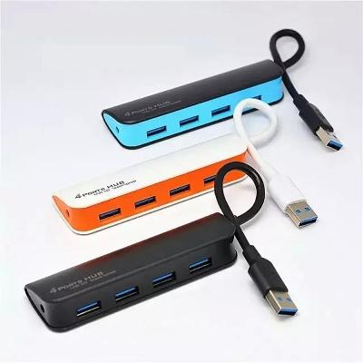 Sandwich USB3.0 HUB 4-Port 集線器
