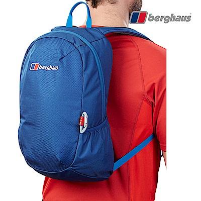 【Berghaus貝豪斯】透氣多功能15L背包T28X90-藍