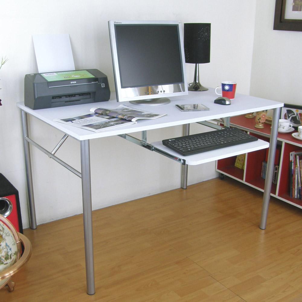 頂堅(桌面60x120cm)電腦桌(二色)