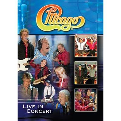 芝加哥合唱團 -  Live現場 DVD