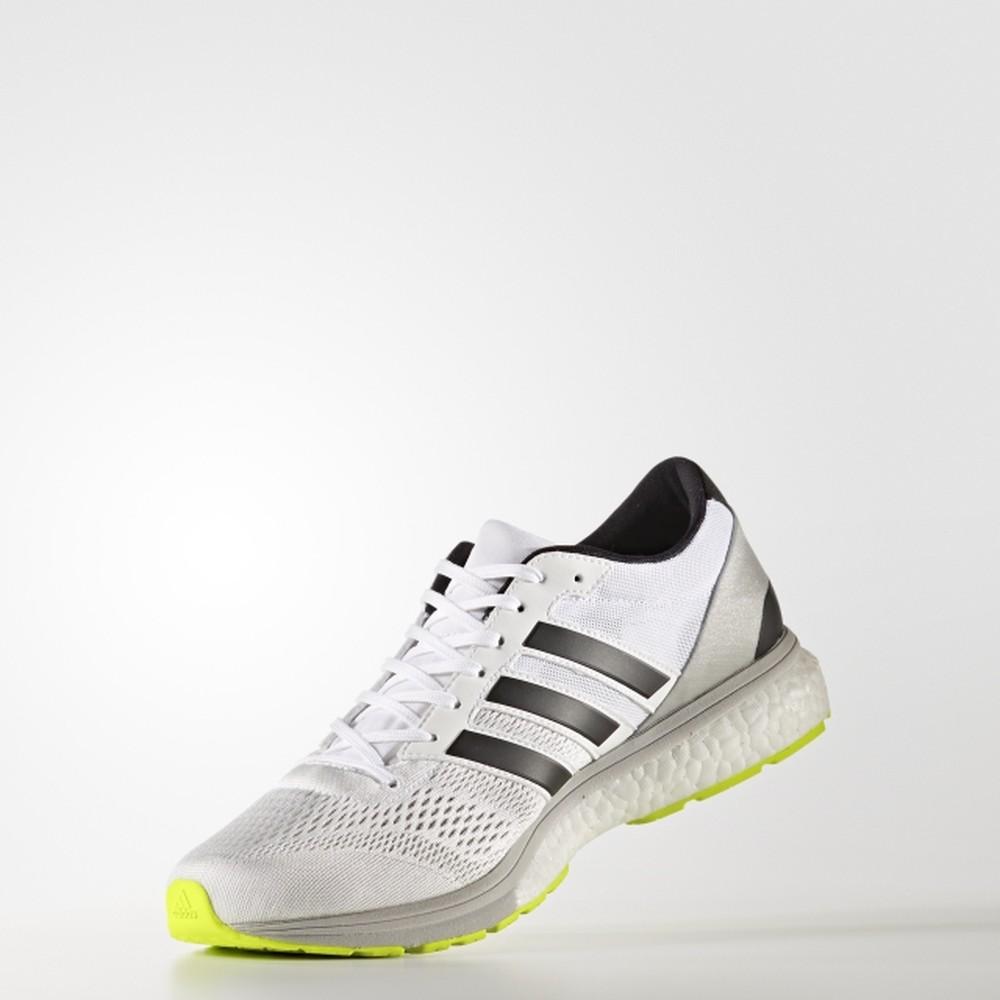 adidas ADIZERO男跑鞋CG3142