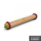 Joseph Joseph 厚度可調桿麵棍(彩色)