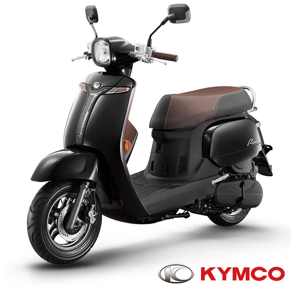 KYMCO光陽機車 ROMEO 125 快樂摩斯版(2017年新車)