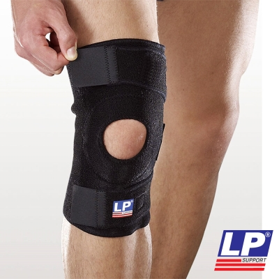 LP SUPPORT 單片釋壓式膝束套(1雙) 758