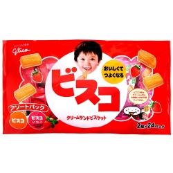 關西glico 綜合餅乾-大袋(197.8公克)