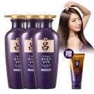 RYO呂 人蔘滋養韌髮修護4件組(油性髮質適用) (原廠公司貨)