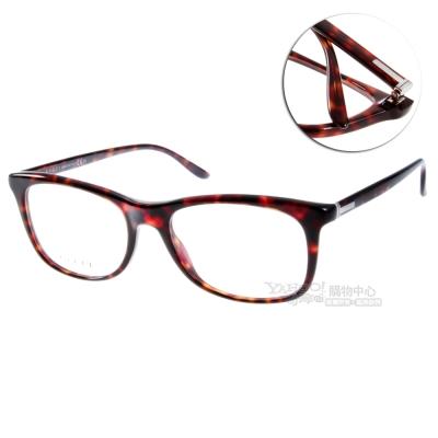 GUCCI眼鏡 簡約時尚款/人氣琥珀#GG1037 TVD