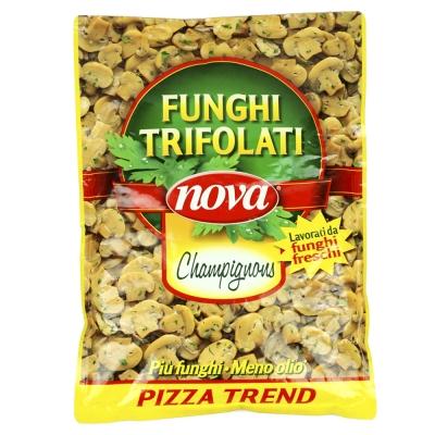 NOVA義大利油漬切片蘑菇 1700G