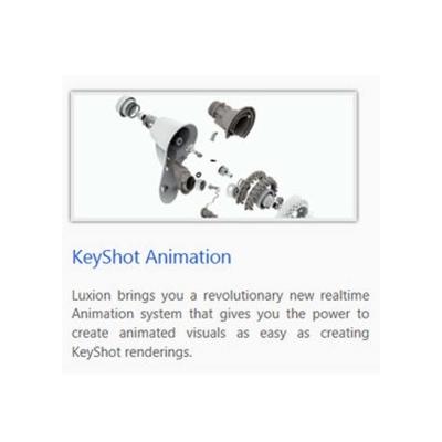 Luxion Keyshot Animation Addon 單機下載版