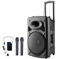 大聲公旗艦型無線式多功能行動音箱/喇叭