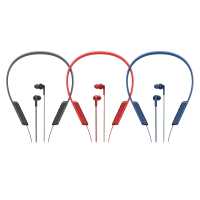 SONY 頸掛入耳式運動藍牙耳機 MDR-XB70BT