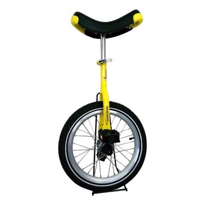 TAROKA 道路家 TK-16SR 16吋單輪車-鮮黃色