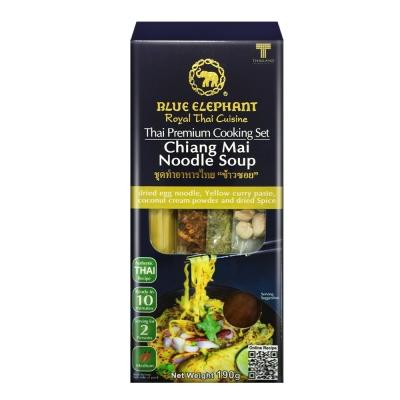 藍象 泰式宮廷料理組合-清邁湯麵(190g)