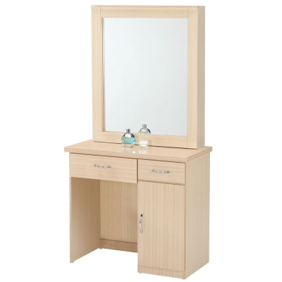 Homelike 和風化妝桌(二色)