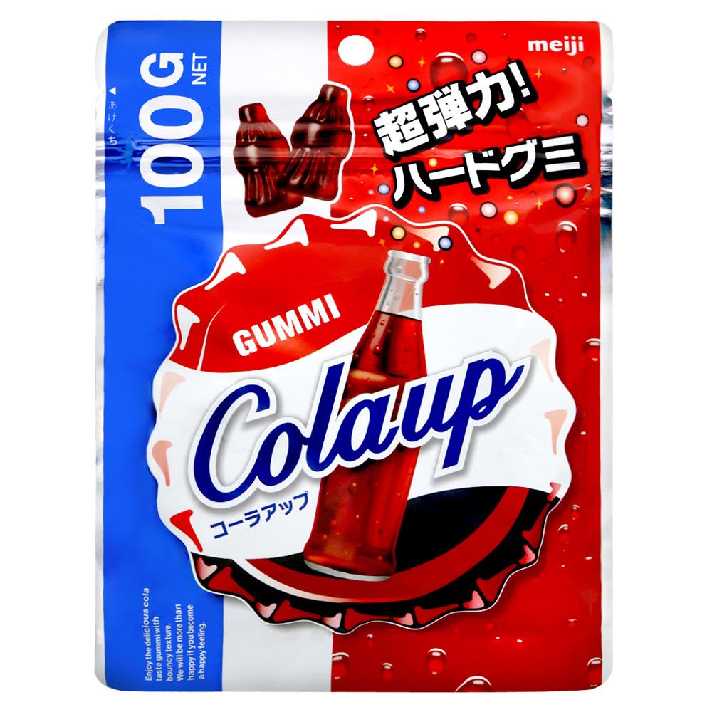 明治製果 可樂造型軟糖(100g)