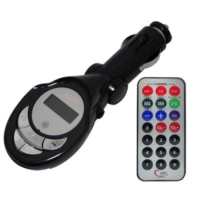 晶冠車用無線MP3音源轉換器 JG-MP588