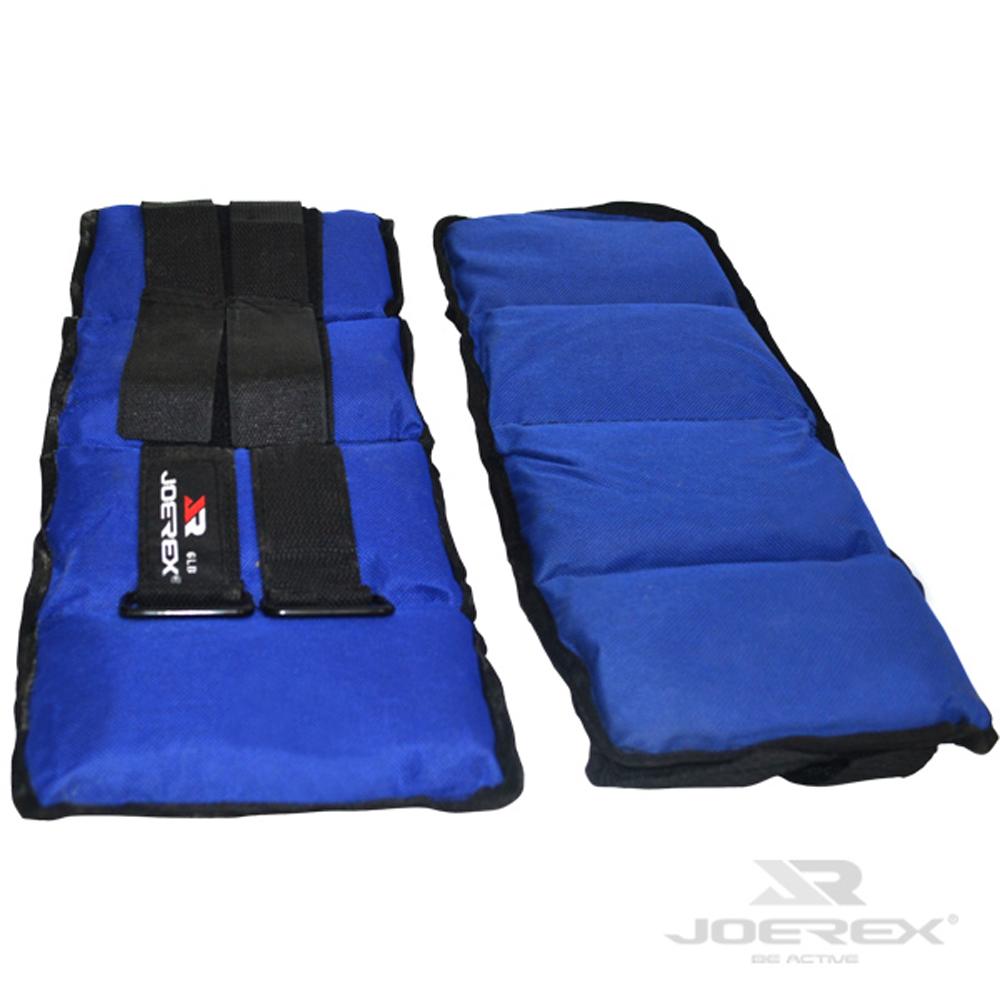 日本品牌【JOEREX】12磅綁腿沙袋/沙包組-JW12