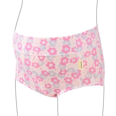 日本犬印 花樣無痕孕產內褲(產前產後兼用) M~L/L~LL 共 2 色