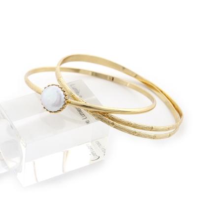 Luce Costante Holiday系列珍珠手環