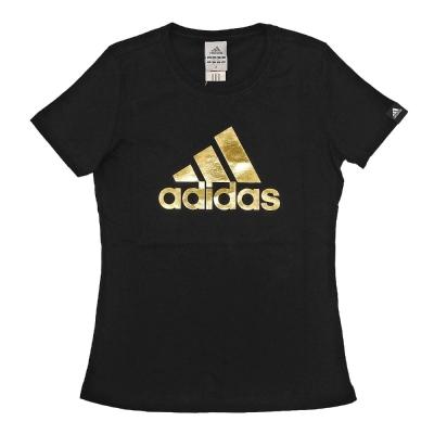 adidas-T恤-Foil-Logo-Graph