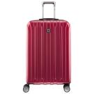Delsey  VAVIN -25吋旅行箱-酒紅色00207382004