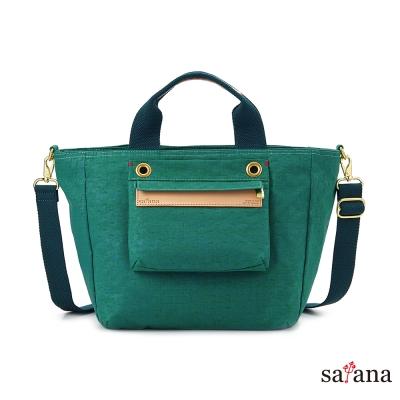 satana - 多隔層手提包/斜背包 - 常春藤
