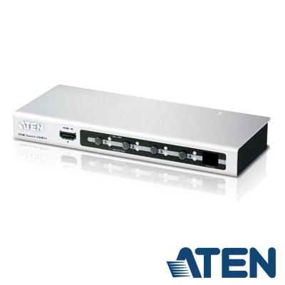 ATEN 4埠 HDMI 切換器(VS481A)