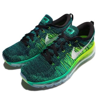 Nike 慢跑鞋 Flyknit Max 路跑 男鞋