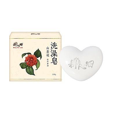 耕心田 山茶花洗澡皂100g