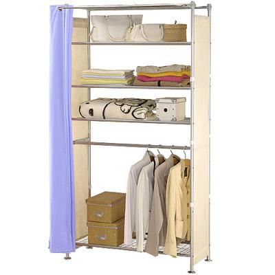 巴塞隆納-W 5 型 90 公分衣櫥架