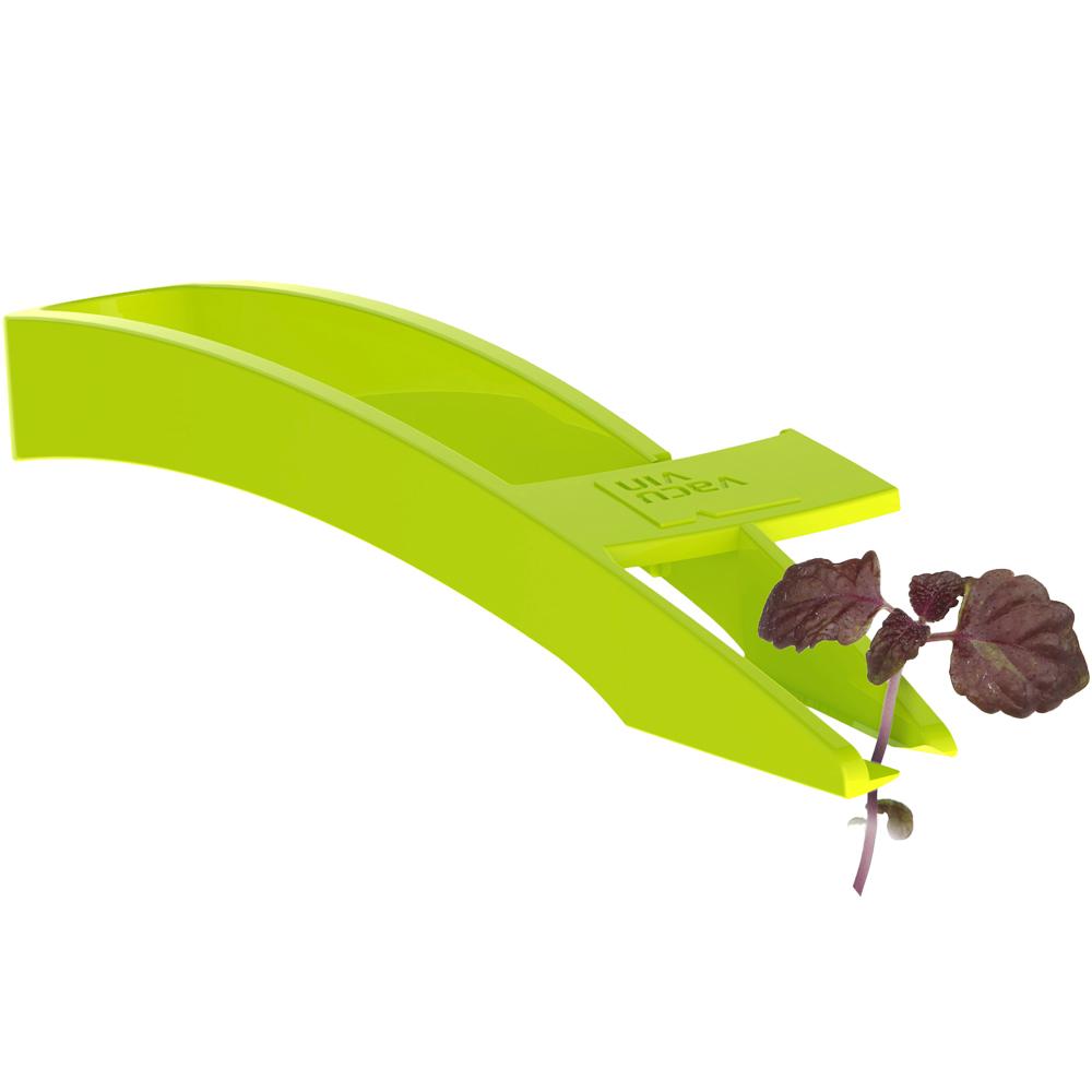 VACU VIN Herb 水耕香料切割夾(綠)