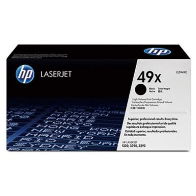HP Q5949X  原廠黑色碳粉匣