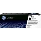 HP HP 79A黑色碳粉匣(CF279A)