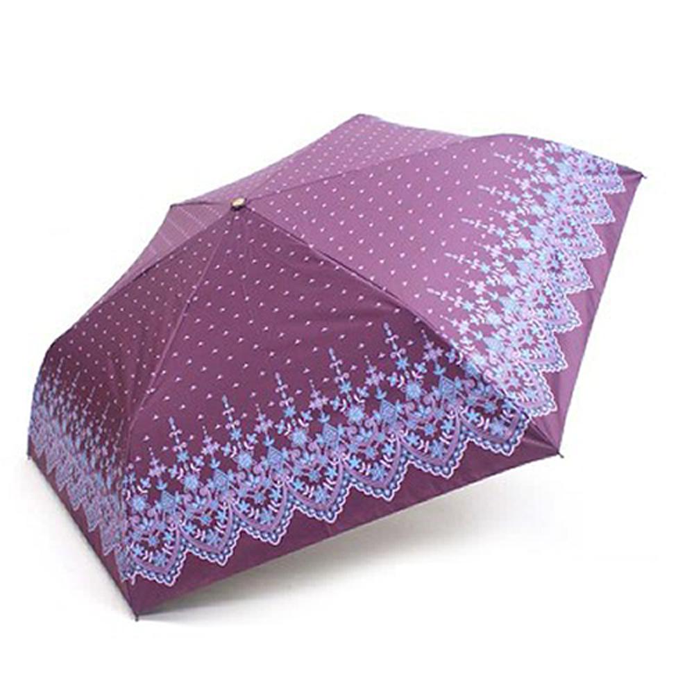 【創意達人】昂貝拉雙面魔法星光輕量遮光降溫傘