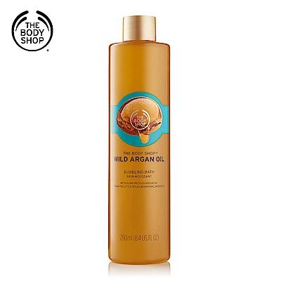 The Body Shop 摩洛哥堅果油泡泡香浴乳-250ml