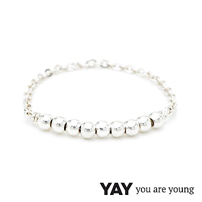 YAY You Are Young 法國品牌 Fruit Dor 雅果戒指 迷你款 銀