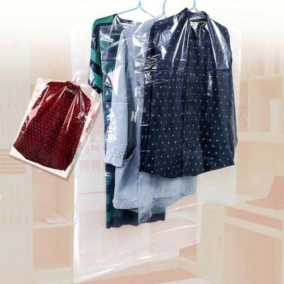 lisan衣服防塵套/衣物套-35件組(大眾型)