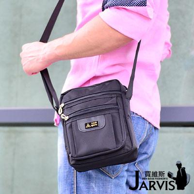 Jarvis 側背包 休閒多功能-勁率-A007