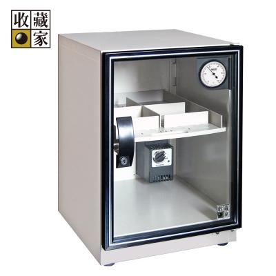 收藏家加強型主機藥食品專用電子防潮箱-DX-58W