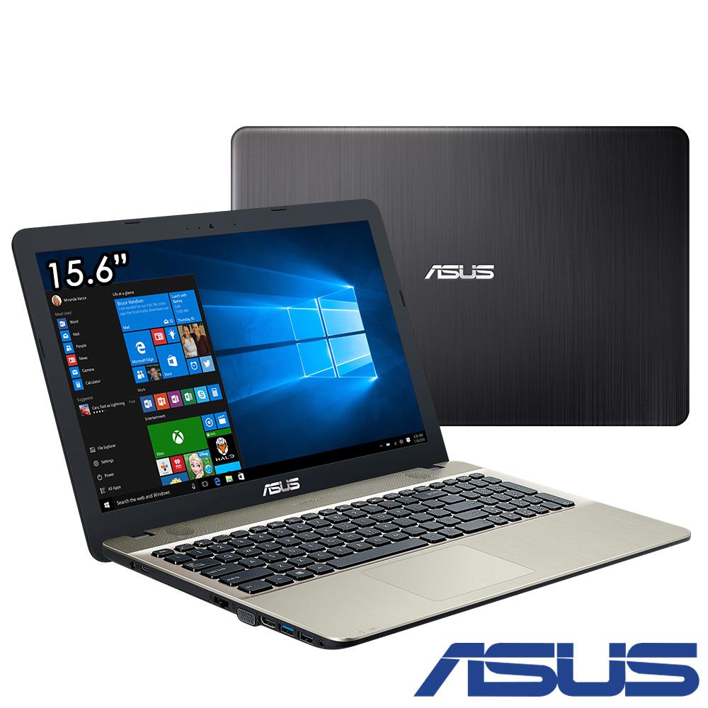 ASUS X541NC 15吋四核筆電(N4200/810M/500G/4G/DVD/黑