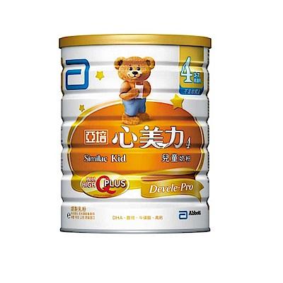 亞培 心美力成長奶粉4號(1700gX2罐)