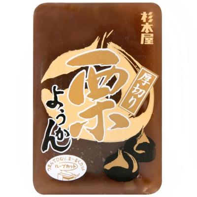 杉本屋 厚切栗羊羹(150g)