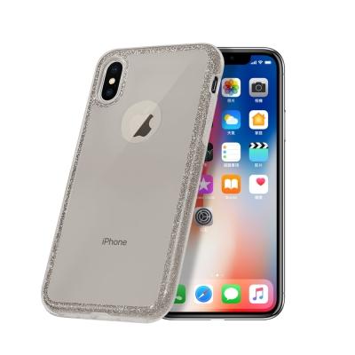 USAMS iPhone X 5.8吋 冰鑽優雅手機殼