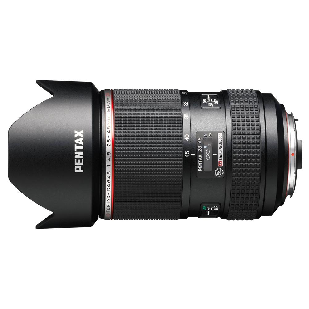 PENTAX HD DA645 28-45mm f4.5 ED AW SR(公司貨)