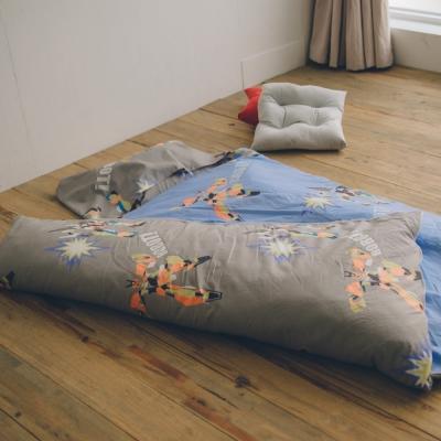 cheri 星際幻想-灰 舖棉兩用小睡袋